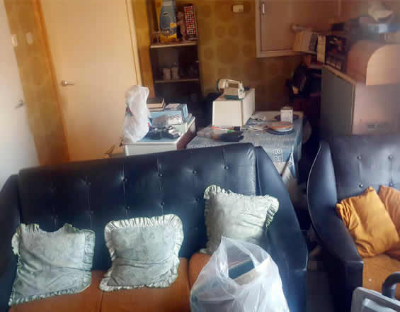 House clearance rubbish removal Stafford