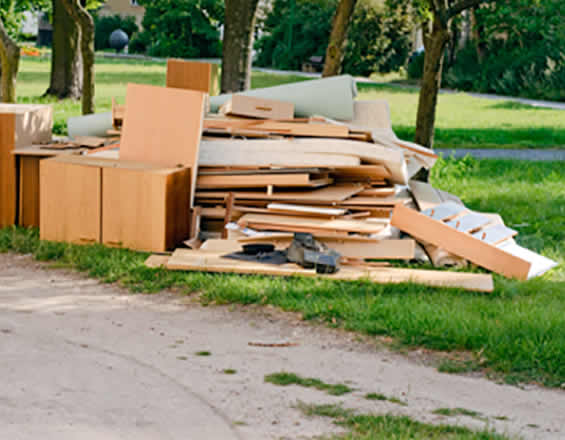 House clearance rubbish removal Worcester